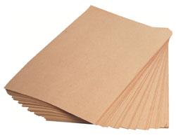 резаная крафт бумага