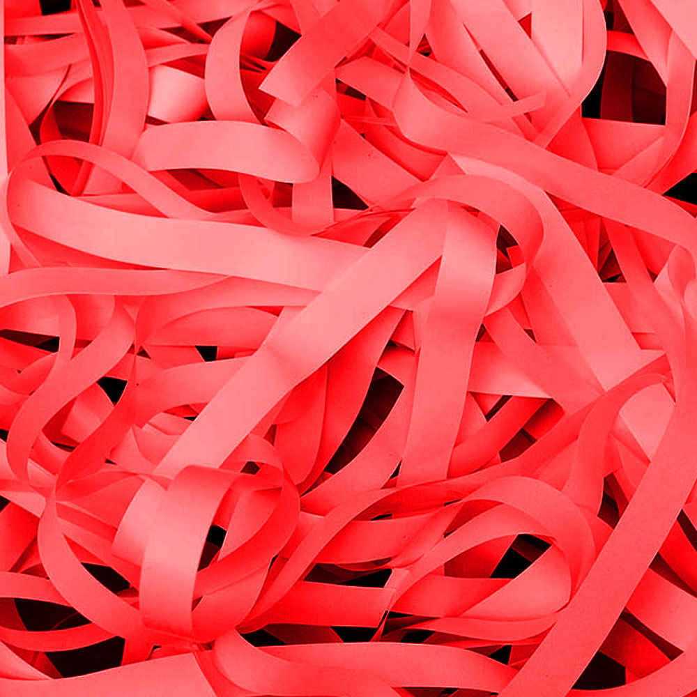 Бумага для шоу  папиросная  (тишью) Лайт Красная