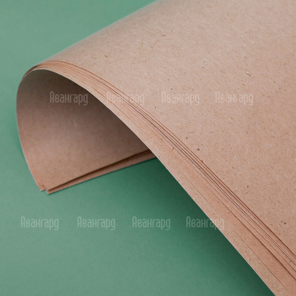 Бумага упаковочная резаная Кондопога. Бумага марки Е