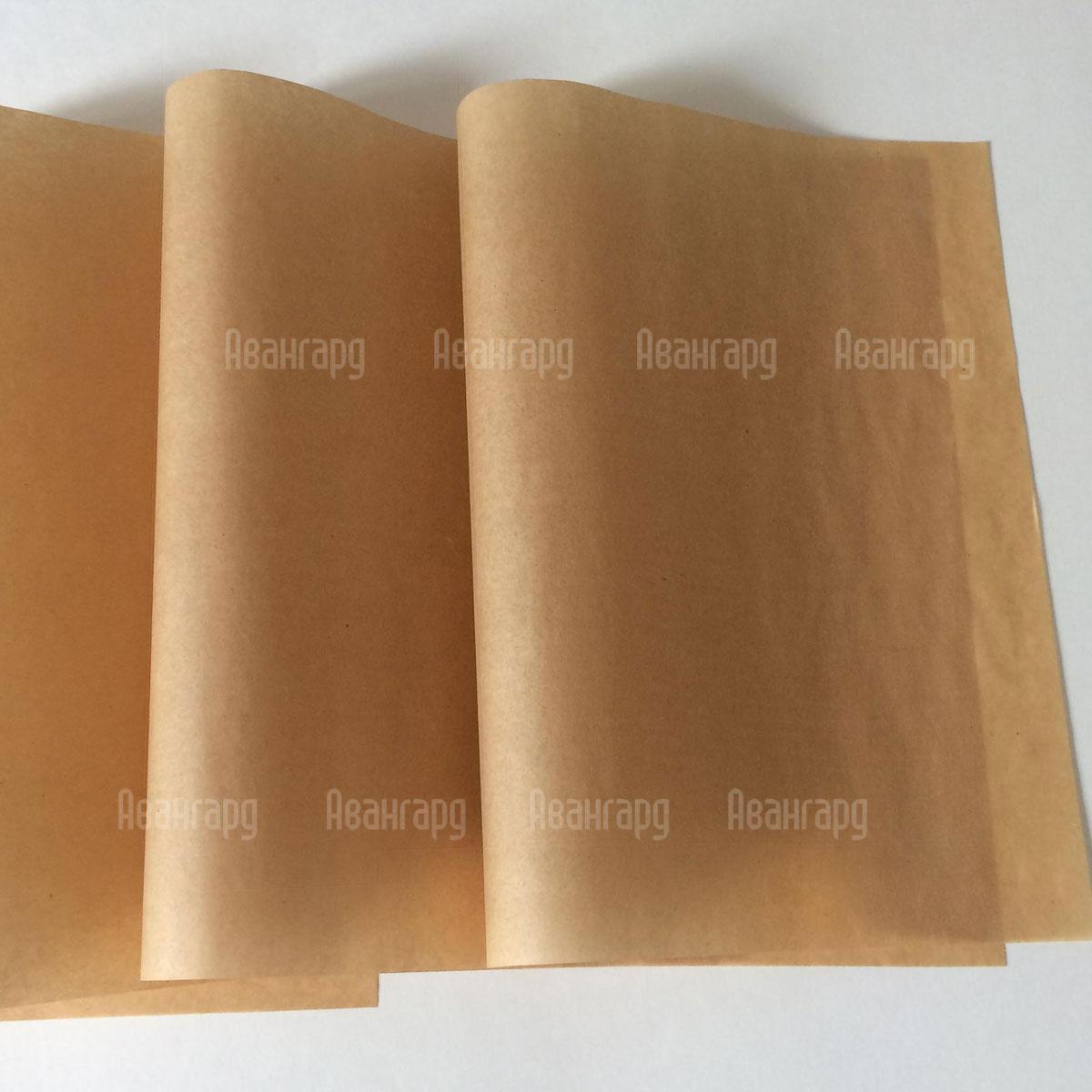 Бумаги упаковочные жиро-влагостойкие марок ЖВС