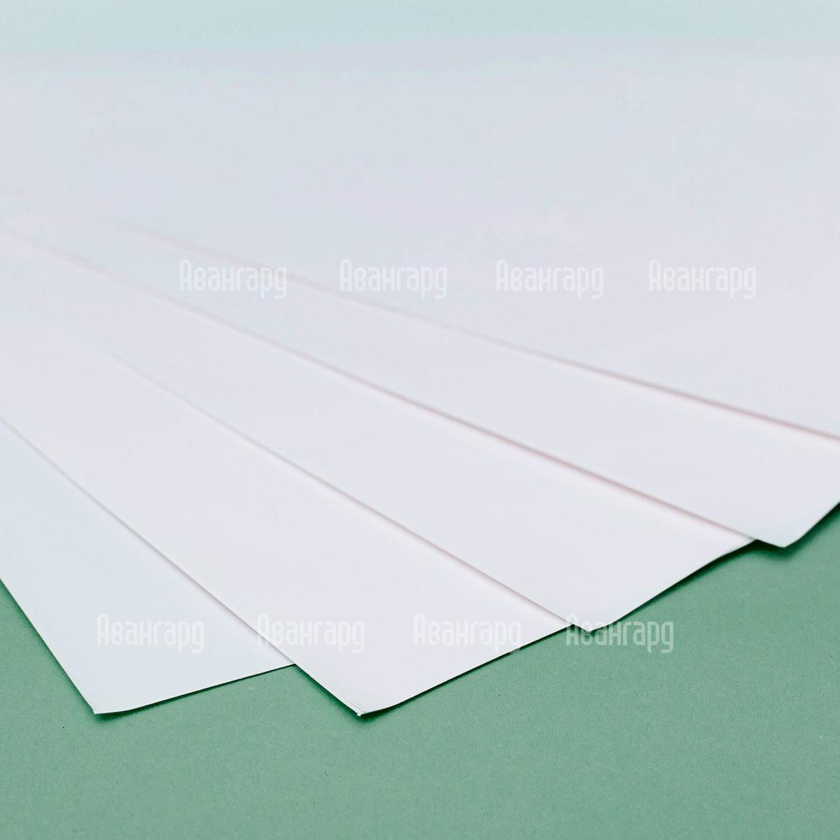 Бумага резаная обёрточная с пропиткой