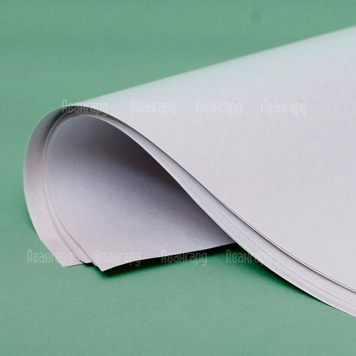 Бумага  газетная  42 гр\м2,  под формат заказчика